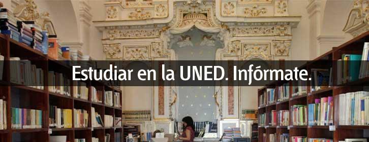 Estudiar en la UNED. Infórmate.